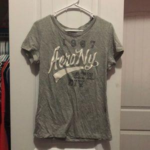 Grey Aero NY shirt